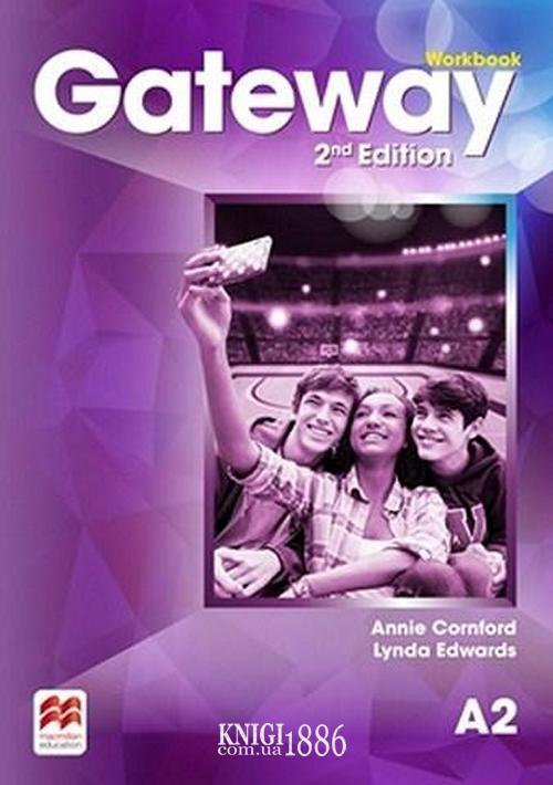 Рабочая тетрадь «Gateway» второе издание, уровень (A2) Pre-Intermediate, Dave Spencer | Macmillan