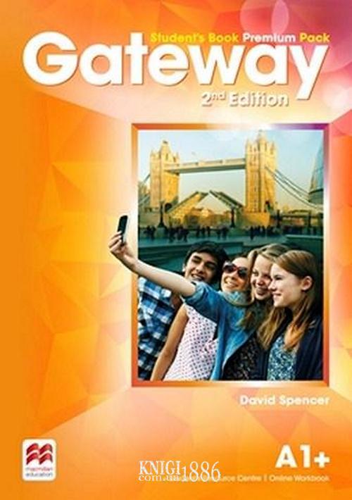 Учебник Premium «Gateway» второе издание, уровень (A1+) Beginner-Elementary, Dave Spencer | Macmillan