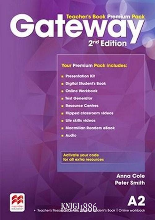 Книга для учителя «Gateway» второе издание, уровень (A2) Pre-Intermediate, Dave Spencer | Macmillan
