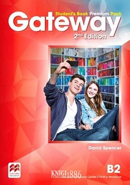 Учебник Premium «Gateway» второе издание, уровень (B2) Upper-Intermediate, Dave Spencer | Macmillan