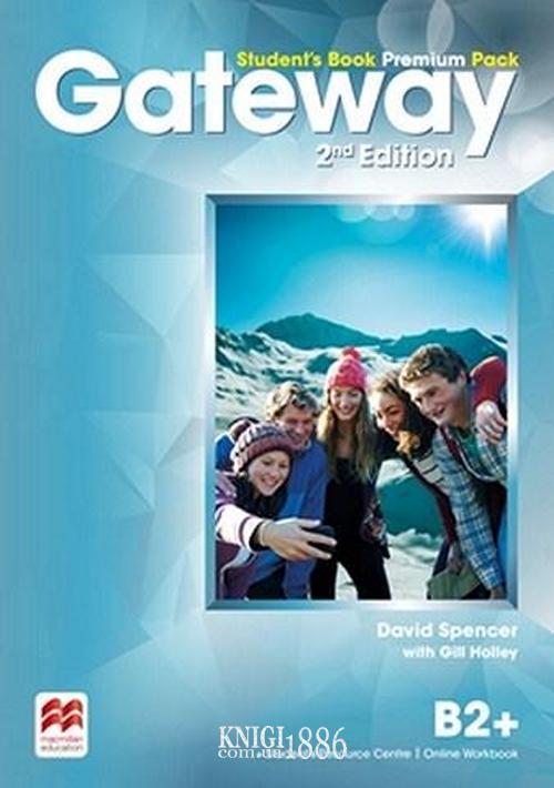 Учебник Premium «Gateway» второе издание, уровень (B2+) Upper-Intermediate, Dave Spencer | Macmillan