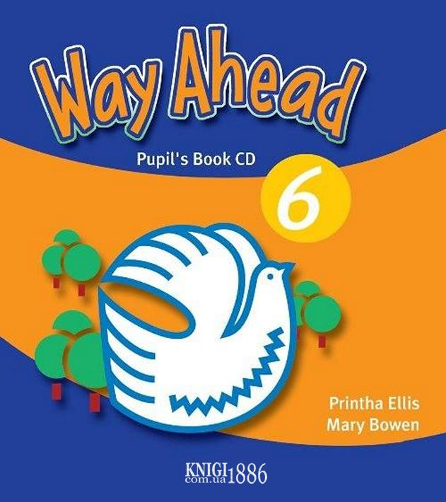 Аудио-диск «Way Ahead», уровень 6, Printha Ellis and Mary Bowen | Macmillan