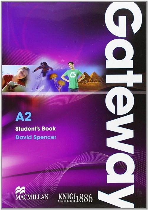 Учебник «Gateway», уровень (A2) Pre-Intermediate, Dave Spencer   Macmillan