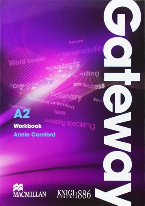 Рабочая тетрадь «Gateway», уровень (A2) Pre-Intermediate, Dave Spencer | Macmillan