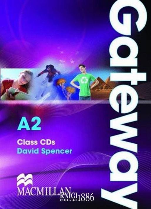 Аудио-диск «Gateway», уровень (A2) Pre-Intermediate, David Spence   Macmillan