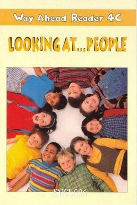 Книга для чтения - Looking At ……People «Way Ahead», уровень 4, Printha Ellis and Mary Bowen   Macmillan