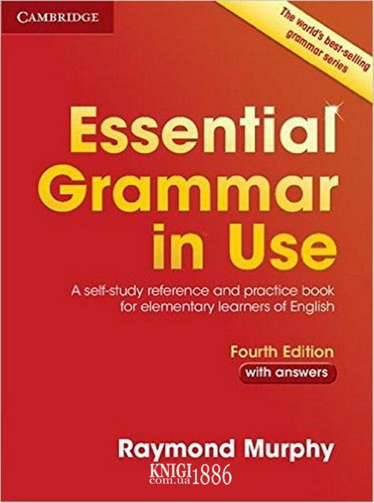 Грамматика «Grammar In Use» четвертое издание, Грамматика английского языка от Раймонда Мерфи., R.Murphy, M.Hewings | Cambridge