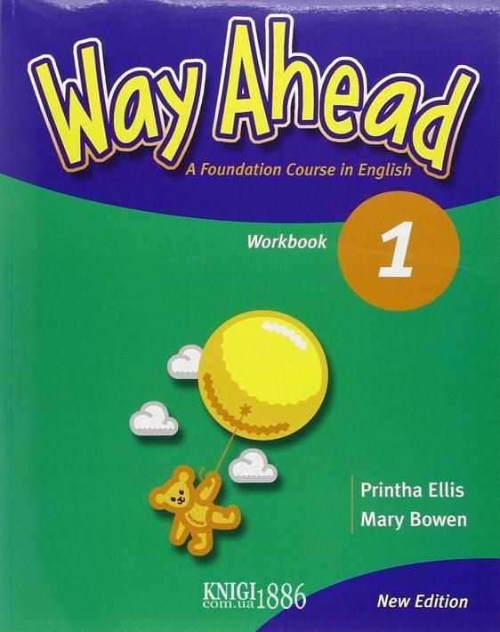 Рабочая тетрадь «Way Ahead», уровень 1, Mary Bowen,Printha Ellis | Macmillan