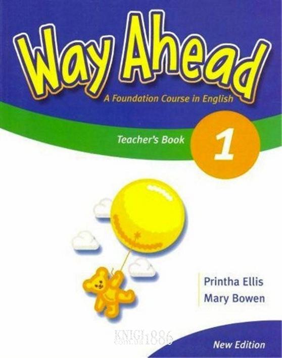 Книга для учителя «Way Ahead», уровень 1, Mary Bowen,Printha Ellis | Macmillan