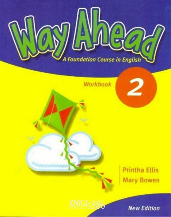 Рабочая тетрадь «Way Ahead», уровень 2, Mary Bowen,Printha Ellis | Macmillan