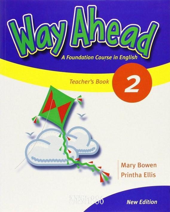 Книга для учителя «Way Ahead», уровень 2, Mary Bowen,Printha Ellis | Macmillan