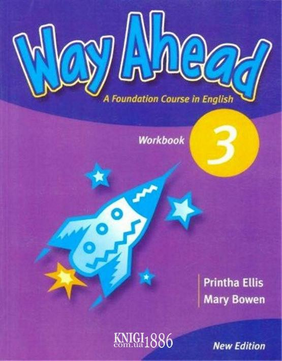 Рабочая тетрадь «Way Ahead», уровень 3, Mary Bowen,Printha Ellis | Macmillan