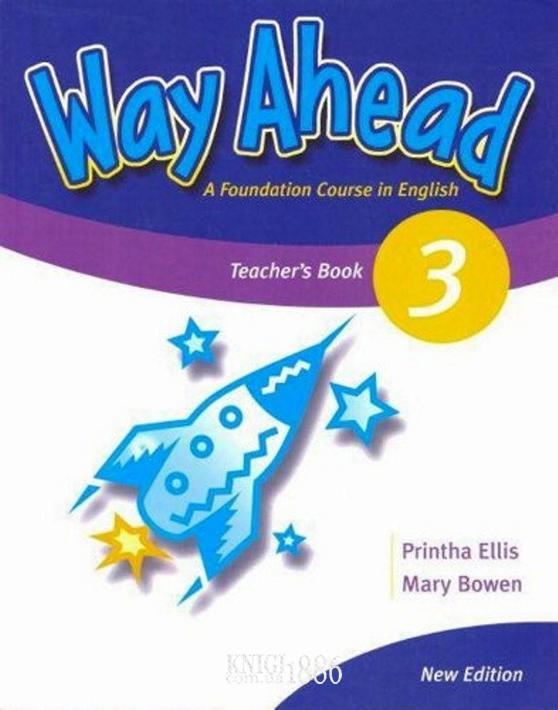 Книга для учителя «Way Ahead», уровень 3, Mary Bowen,Printha Ellis | Macmillan