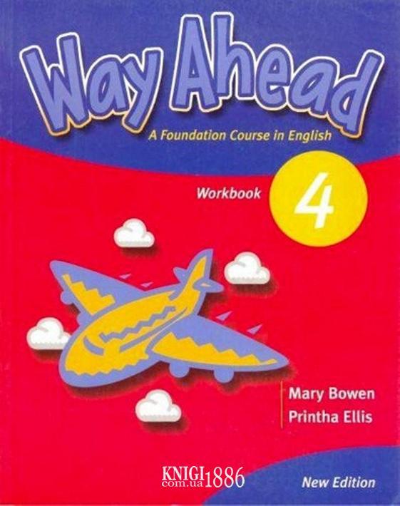 Рабочая тетрадь «Way Ahead», уровень 4, Mary Bowen,Printha Ellis | Macmillan