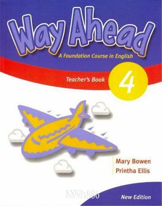 Книга для учителя «Way Ahead», уровень 4, Mary Bowen,Printha Ellis | Macmillan