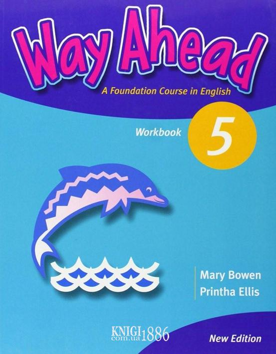 Рабочая тетрадь «Way Ahead», уровень 5, Mary Bowen,Printha Ellis | Macmillan