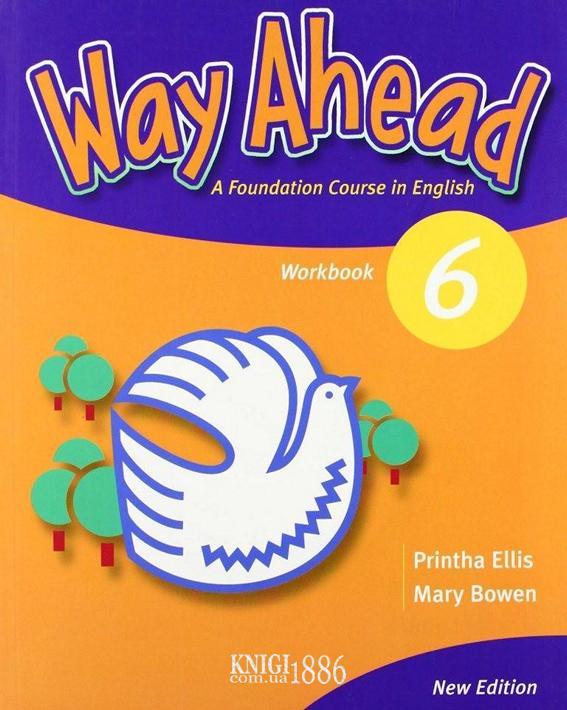 Рабочая тетрадь «Way Ahead», уровень 6, Mary Bowen,Printha Ellis | Macmillan