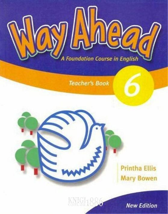 Книга для учителя «Way Ahead», уровень 6, Mary Bowen,Printha Ellis | Macmillan