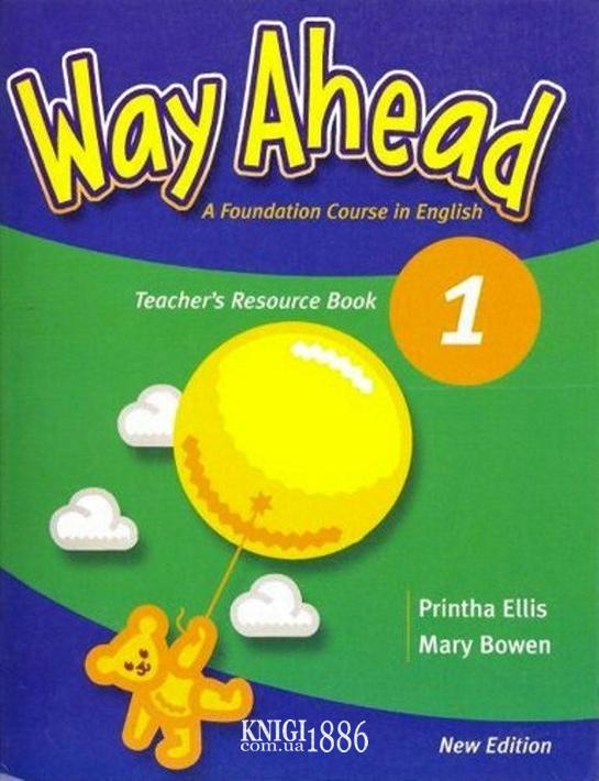 Книга для учителя «Way Ahead», уровень 1, Printha Ellis and Mary Bowen | Macmillan