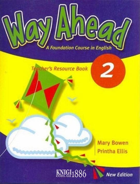 Книга для учителя «Way Ahead», уровень 2, Printha Ellis and Mary Bowen | Macmillan