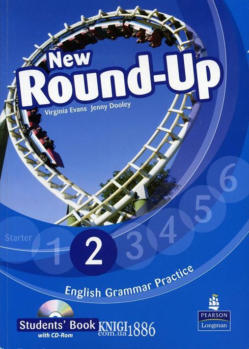 Учебник «New Round Up», уровень 2, Virginia Evans, Jenny Dooley | Pearson-Longman