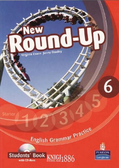 Учебник «New Round Up», уровень 6, Virginia Evans, Jenny Dooley | Pearson-Longman