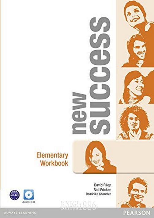 Рабочая тетрадь «New Success», уровень (A1) Elementary, Jeremy Day, Rod Fricker, Bob Hastings, Grant Kempton, Jo Kent | Pearson-Longman