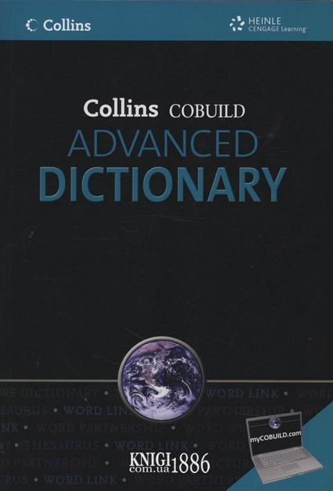 Словарь «Collins COBUILD Advanced Dictionary»,  | National Geographic Learning