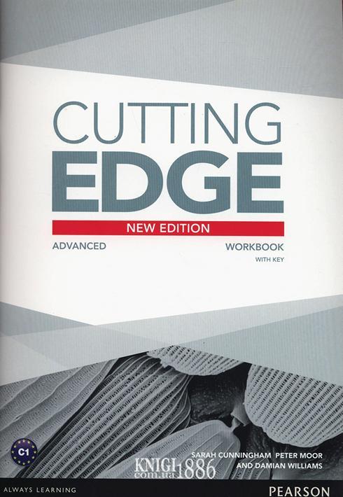 Рабочая тетрадь «Cutting Edge», уровень (C1) Advanced, Saran Cunningham, Peter Moor, Jonatan Bygrave | Pearson-Longman