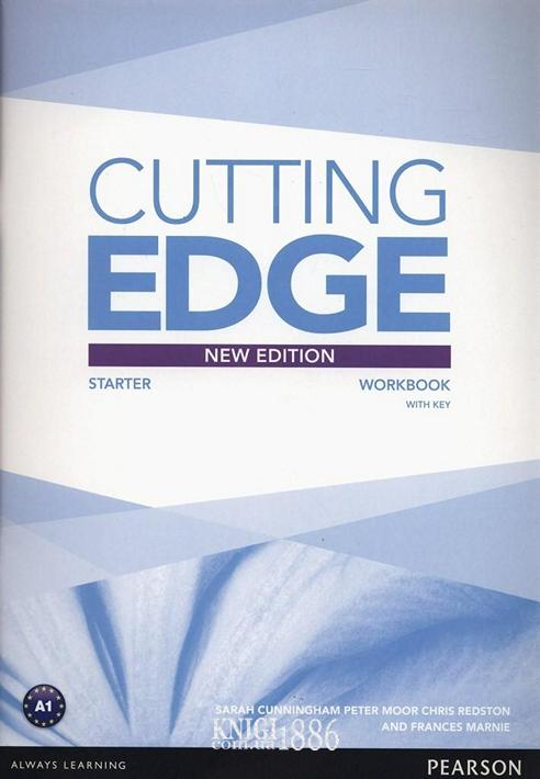 Рабочая тетрадь «Cutting Edge», уровень Starter, Saran Cunningham, Peter Moor, Jonatan Bygrave | Pearson-Longman