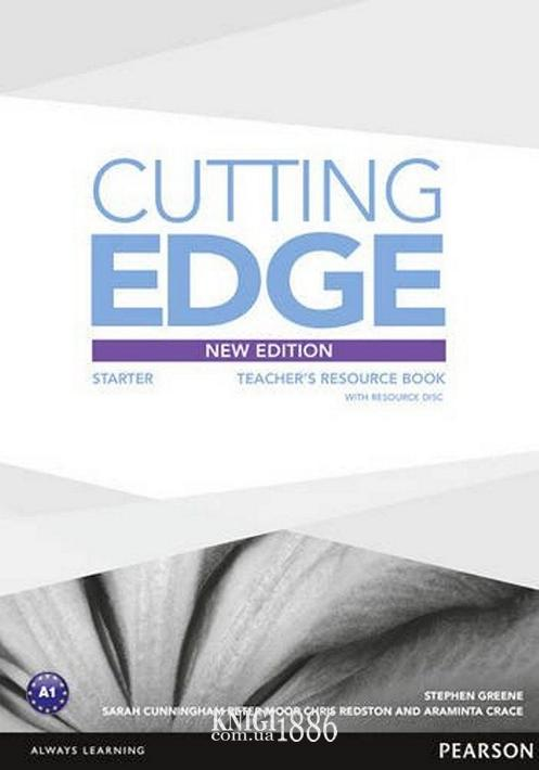 Книга для учителя «Cutting Edge», уровень Starter, Saran Cunningham, Peter Moor, Jonatan Bygrave | Pearson-Longman