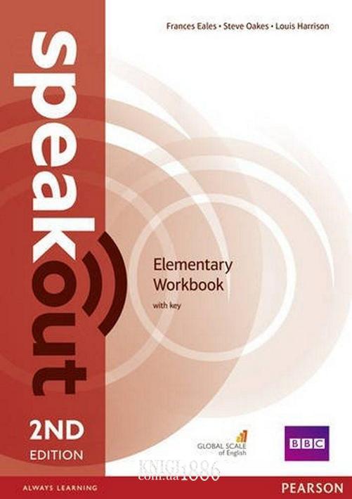 Рабочая тетрадь «Speakout» второе издание, уровень (A1) Elementary, Frances Eales, Steve Oakes | Pearson-Longman