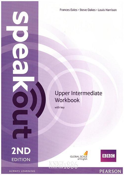 Рабочая тетрадь «Speakout» второе издание, уровень (B2) Upper-Intermediate, Frances Eales, Steve Oakes | Pearson-Longman