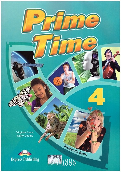 Учебник «Prime Time», уровень 4, Virginia Evans | Exspress Publishing