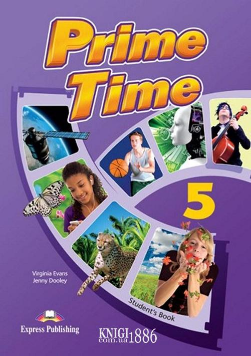 Учебник «Prime Time», уровень 5, Virginia Evans | Exspress Publishing