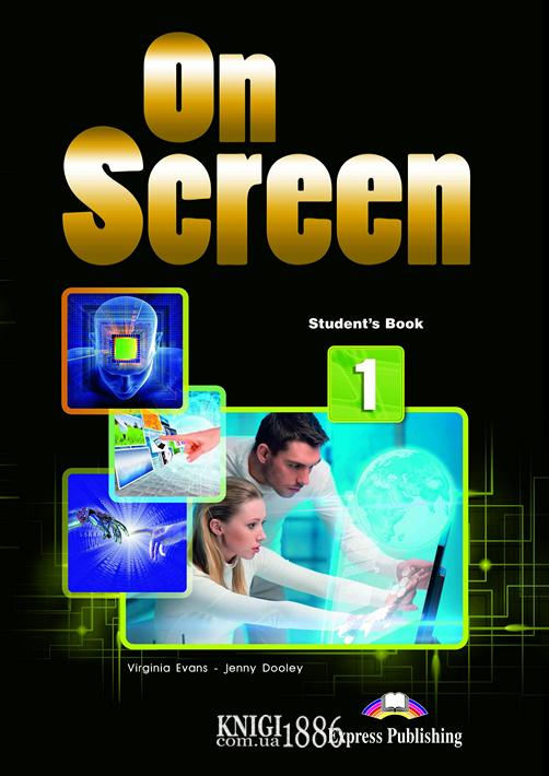 Учебник «On Screen», уровень 1 (A1-A2), Virginia Evans, Jenny Dooley | Exspress Publishing