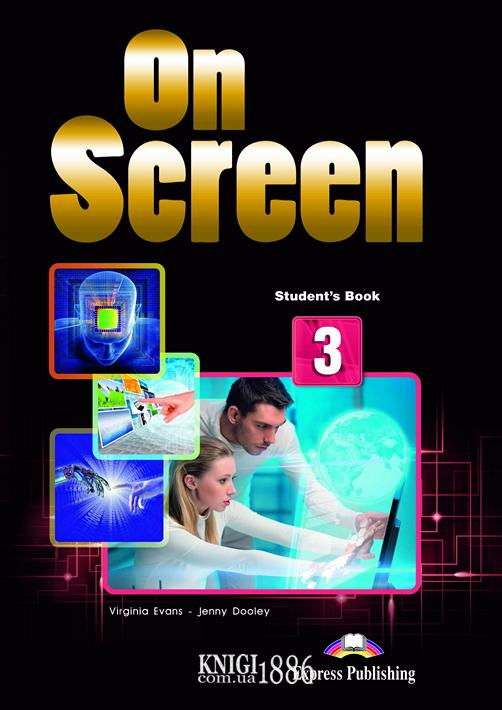 Учебник «On Screen», уровень (B1) Intermediate, Virginia Evans, Jenny Dooley | Exspress Publishing