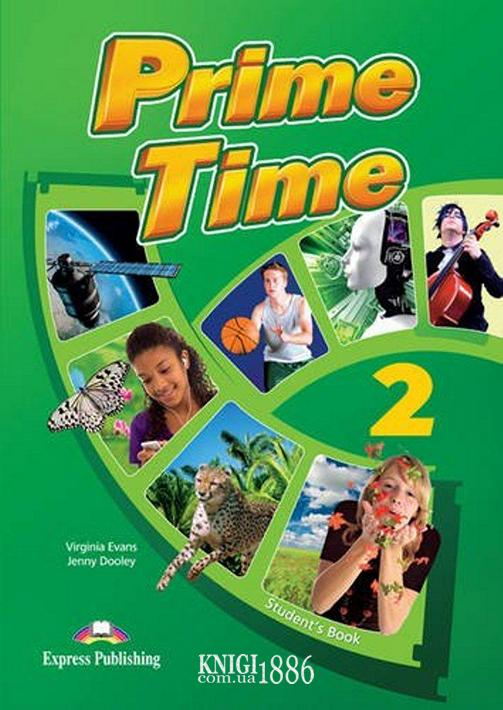 Учебник «Prime Time», уровень 2, Virginia Evans | Exspress Publishing