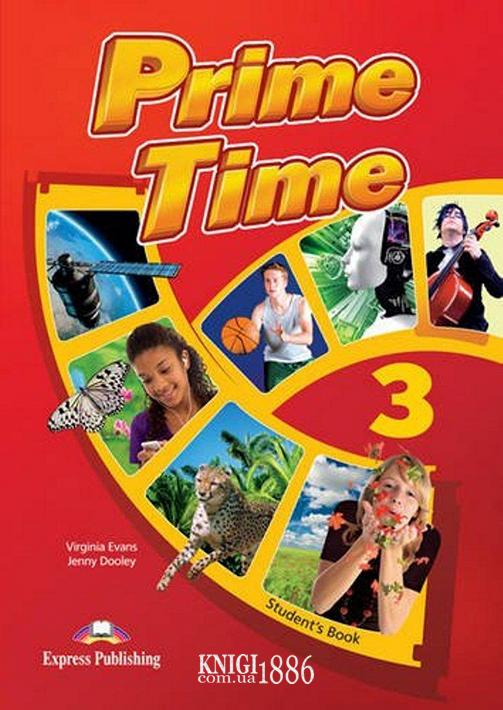 Учебник «Prime Time», уровень 3, Virginia Evans | Exspress Publishing