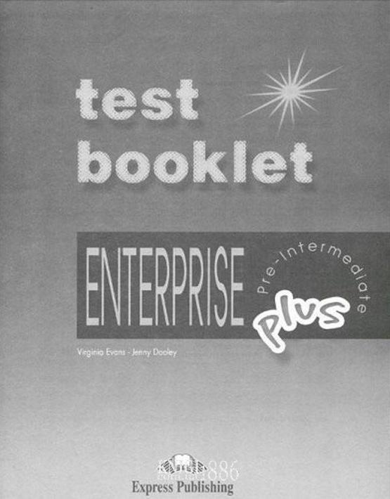 Тесты — упражнения «Enterprise», уровень (A2+) Pre-intermediate, Virginia Evans | Exspress Publishing