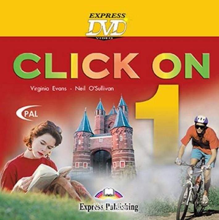 Видео «Click On», уровень 1, Virginia Evans | Exspress Publishing