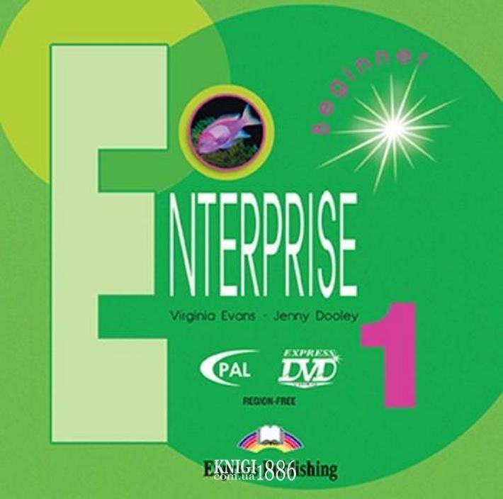 Видео «Enterprise», уровень 1, Virginia Evans | Exspress Publishing