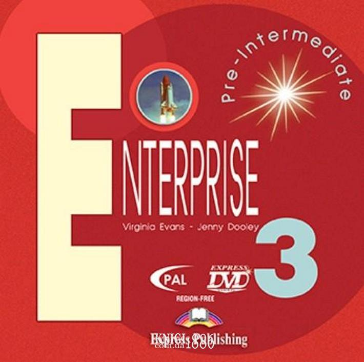 Видео «Enterprise», уровень 3, Virginia Evans | Exspress Publishing