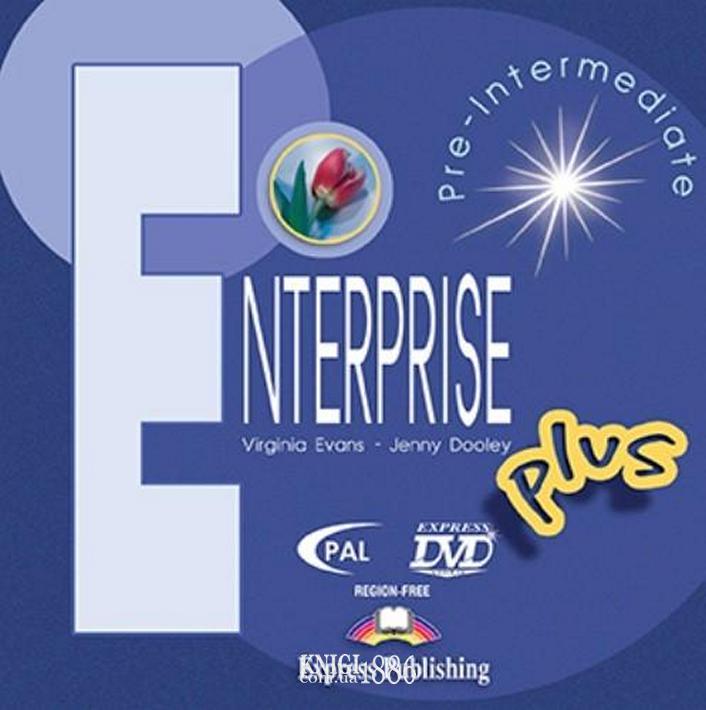 Видео «Enterprise», уровень (A2+) Pre-intermediate, Virginia Evans | Exspress Publishing