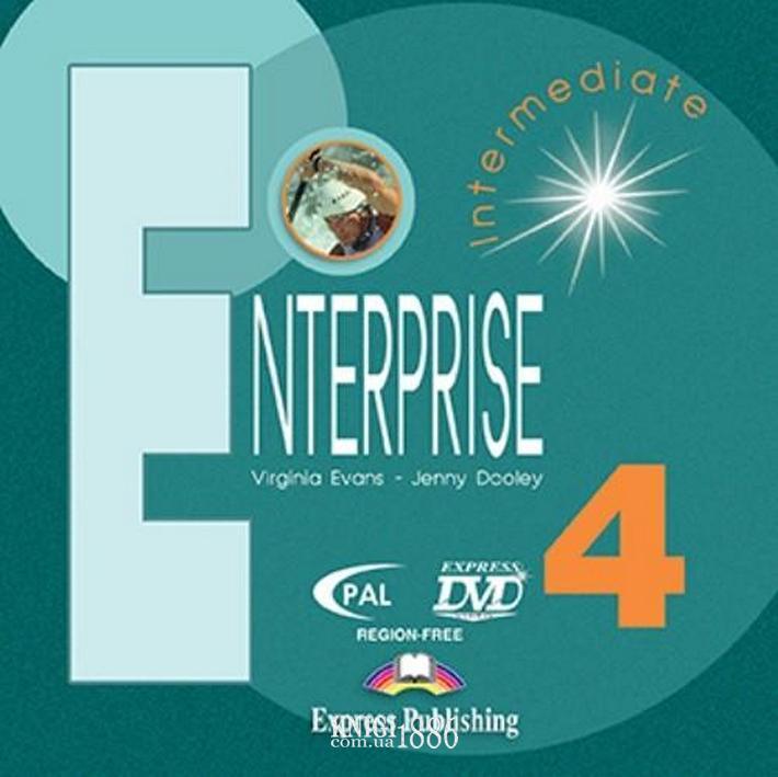 Видео «Enterprise», уровень 4, Virginia Evans | Exspress Publishing