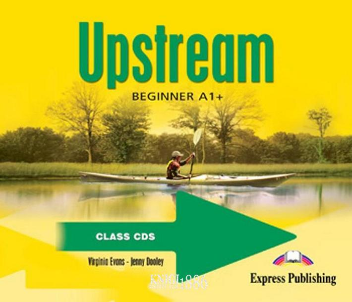 Аудио-диск «Upstream», уровень (A1+) Beginner, Virginia Evans | Exspress Publishing