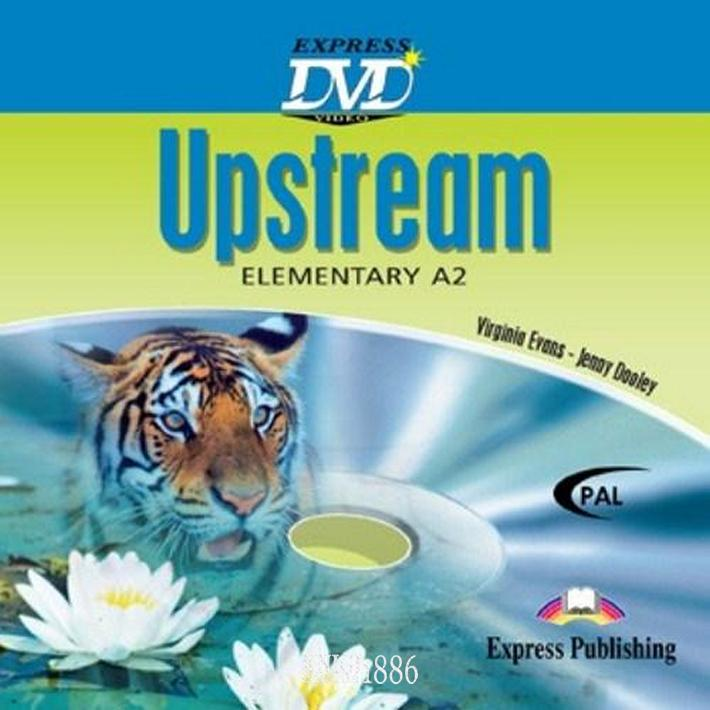 Видео «Upstream», уровень (A1) Elementary, Virginia Evans | Exspress Publishing