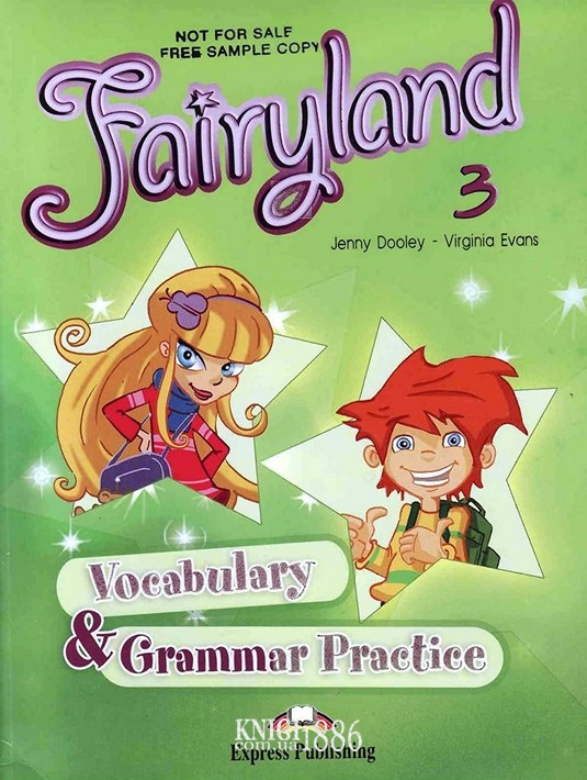 Упражнения «Fairyland», уровень 3, Jenny Dooley | Exspress Publishing