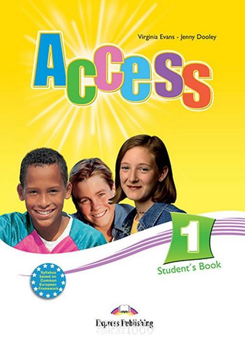 Учебник «Access», уровень 1, Virginia Evans | Exspress Publishing