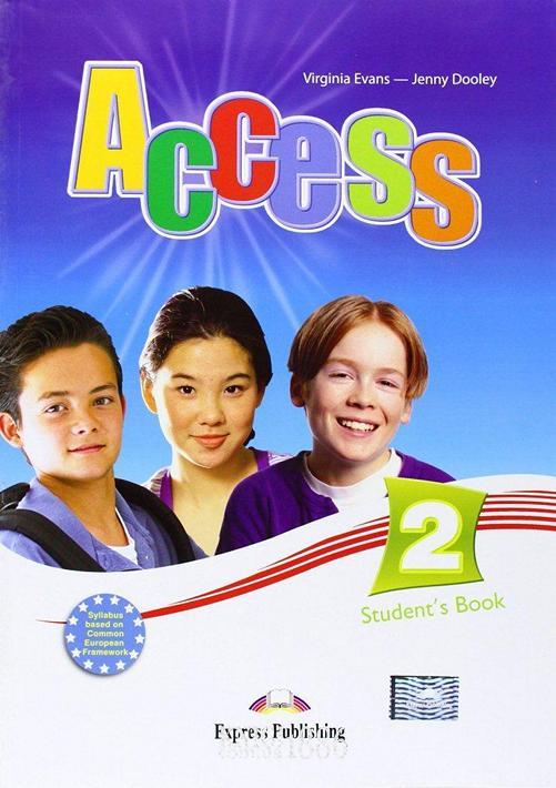 Учебник «Access», уровень 2, Virginia Evans | Exspress Publishing